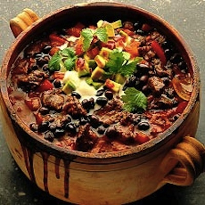 _Black_Bean_Chilli_with_Avocado_Salsa___